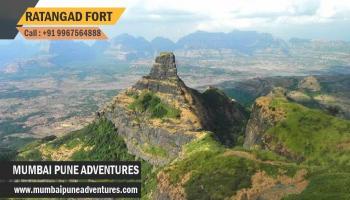Ratangad Trek-Mumbai Pune Adventures-22nd Oct 2017