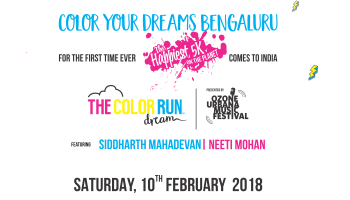 The Color Run India-Bengaluru
