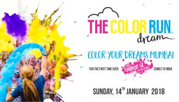 The Color Run India-Mumbai