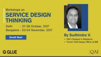 Service Design Thinking by QGLUE: A QAI Venture