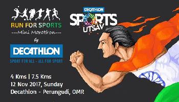 Run for Sports