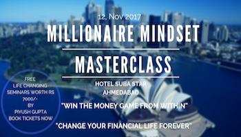 MILLIONAIRE MINDSET MASTERCLASS