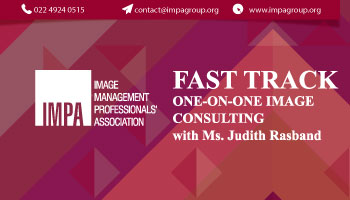 Fast Track One-On-One Image Consulting  MUMBAI