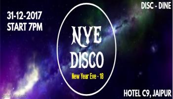 NYE Disco Party
