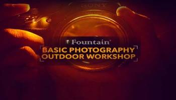 Basics Photography Outdoor Workshop Peoples Plaza Hyderabad 7 AM