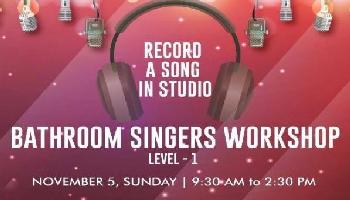 Bathroom Singers Workshop
