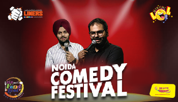 Punchliners Mirchi LOL Noida Comedy Festival feat Kunal Kamra and Jaspreet Singh