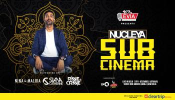 Nucleya Sub Cinema Live In Delhi
