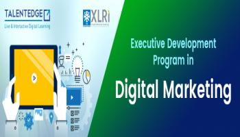Online Digital Marketing Certification Course - XLRI