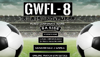 GW FOOTBALL LEAGUE-8