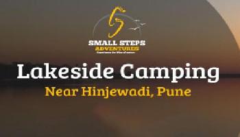 lakesideCamping at Kasarsai, Pune on 25th-26th November 2017