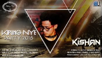 Kipling NYE Party 2018
