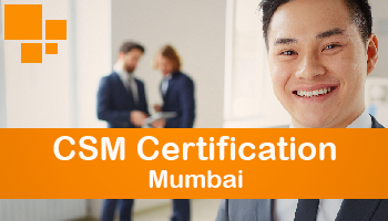 CSM Certification, Mumbai (December 2017)