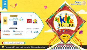 Bengaluru Kite Festival - 2018