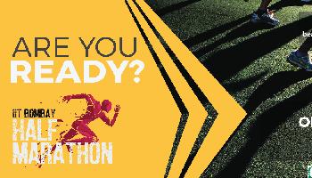 IIT Bombay Half Marathon 2017