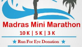 Madras Mini Marathon - 2nd Edition