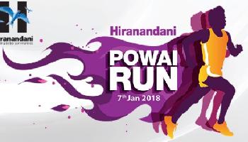 Hiranandani Powai Run 2018