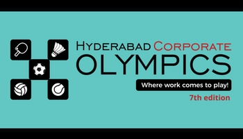Corporate Table Tennis - 7th Hyderabad Corporate Olympics