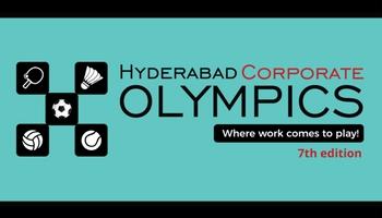 Corporate Athletics - 7th Hyderabad Corporate Olympics