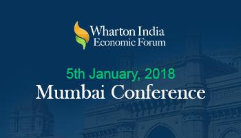 Wharton India Economic Forum | Mumbai Conference