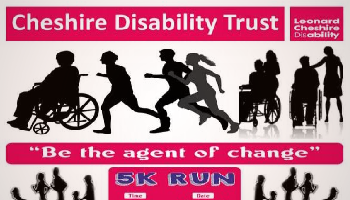 5 K Run - Be the agent of change