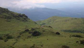 Trek To Tadiandamol Peak