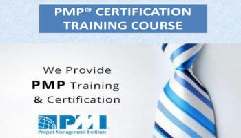 PMP Training Course in Chennai