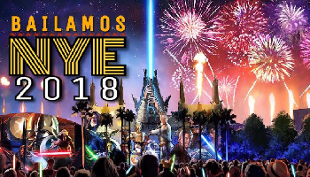 BAILAMOS - NYE - 2018