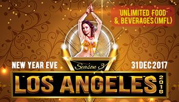 LOS ANGELES New Year Eve 2018 - SEASON 3
