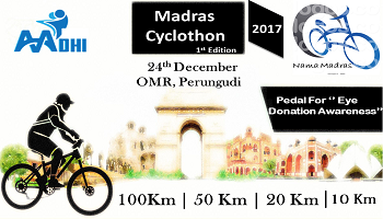 MADRAS CYCLOTHON