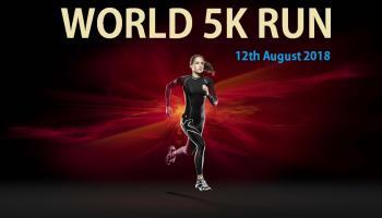 Chennai World 5K Run