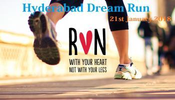 Hyderabad Dream Run 2018