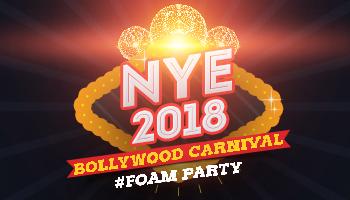 Bollywood Carnival NYE - 2018