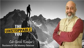 THE UNSTOPPABLE YOU AT PUNE ON 20 JANUARY 2018