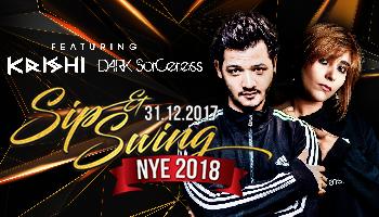 Sip and Swing NYE 2018 at Image Gardens