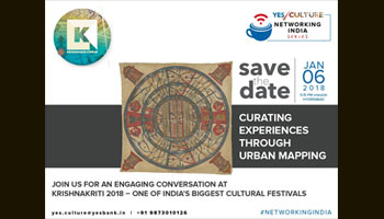 Yes Global Institutes Networking India Session on  Curating Experiences through Urban Mapping