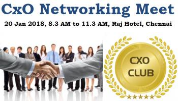 CxO Networking Meet, Chennai