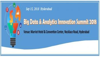 Big Data and Analytics Innovation Summit Hyderabad