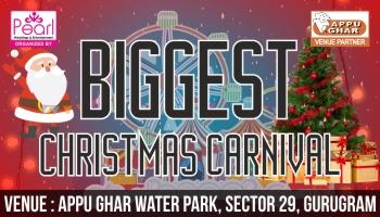 Biggest Christmas Carnival Fest