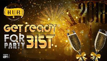 HUB New Year Blast