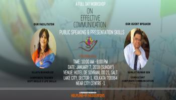Effective Communication, Public Speaking  and  Presentation Skills