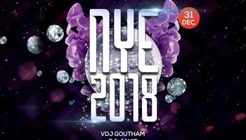 Saturnalia Celebration NYE 2018