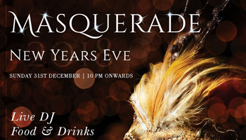 NEW YEAR EVE FEST - THE MASQUERADE