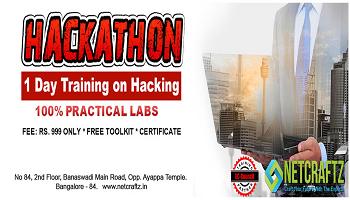 Hackathon - Hacking Training