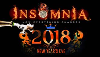 Insomnia New Year Bash 2018