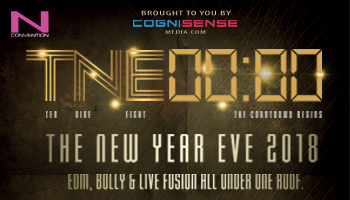 TNE 00:00 The New Year Eve 2018 at N-Convention