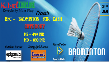 BFC - Badminton For Cash