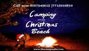 Christmas Special Beach Camping