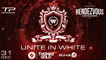 Unite In White NYE18 at Rendezvous