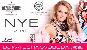 NYE 18 At Rendezvous Mindspace